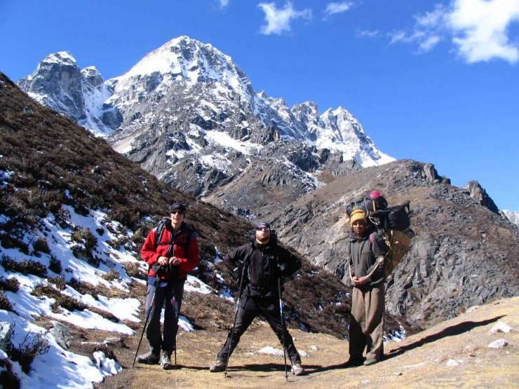 everest base camp trek blog