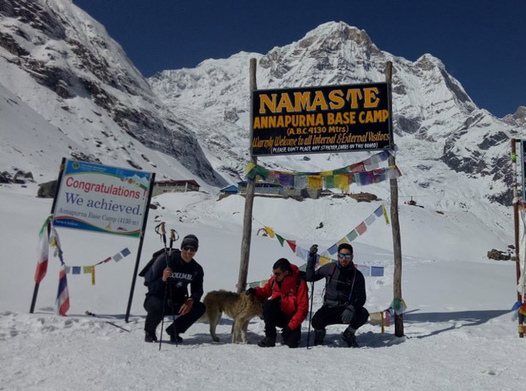 Shortest Annapurna Base camp Trek